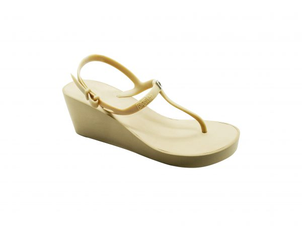 slingback tall sand gray