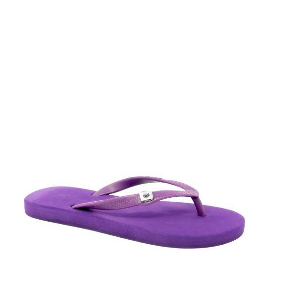 flat purple