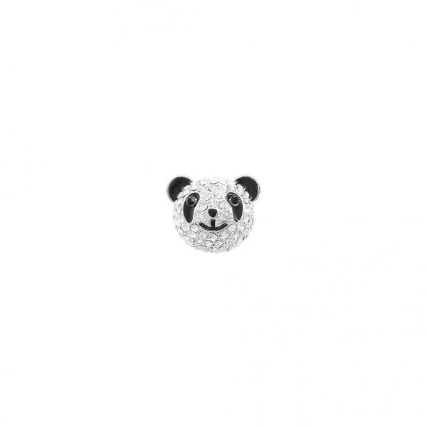 New Panda Face Silver-12