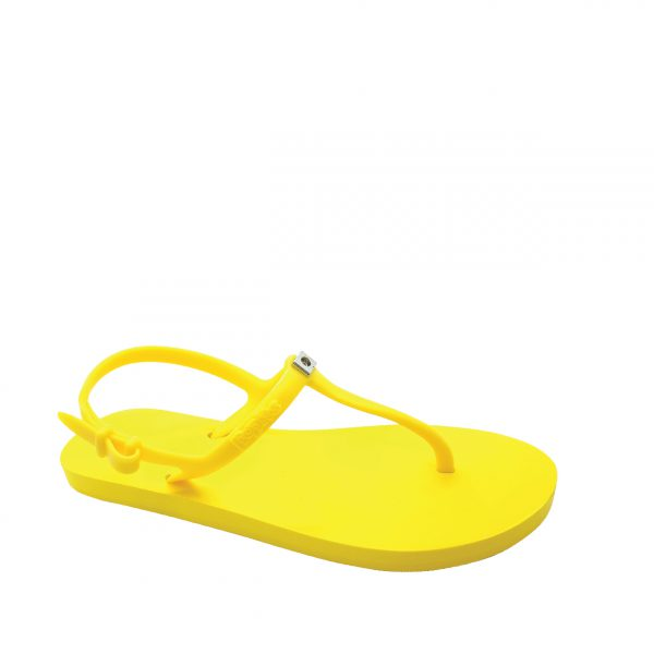 slingback flat yellow miring